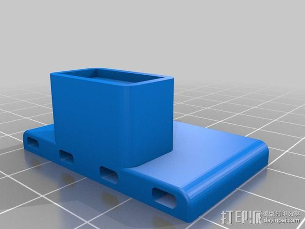 Mobuis HD相机常平架 3D模型  图17