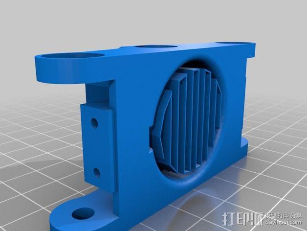 Mobuis HD相机常平架 3D模型  图19
