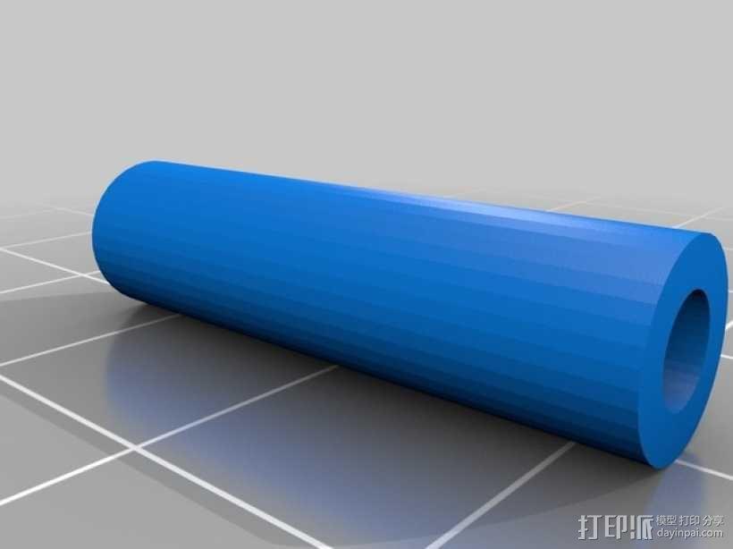 六轴飞行器 3D模型  图4
