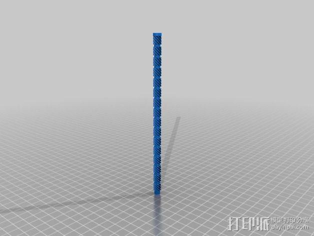 Shellmo开源机器人 3D模型  图2
