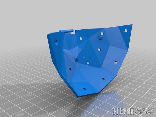 Shellmo开源机器人 3D模型  图15