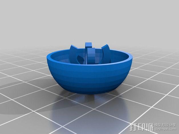 Shellmo开源机器人 3D模型  图17