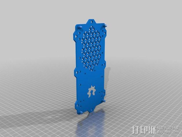 Shellmo开源机器人 3D模型  图22