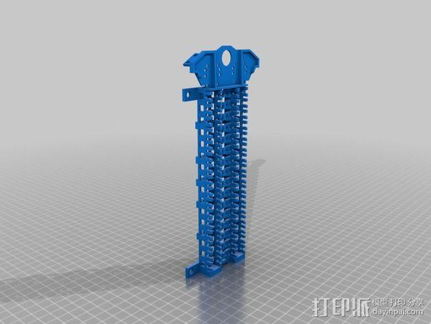 Shellmo开源机器人 3D模型  图26