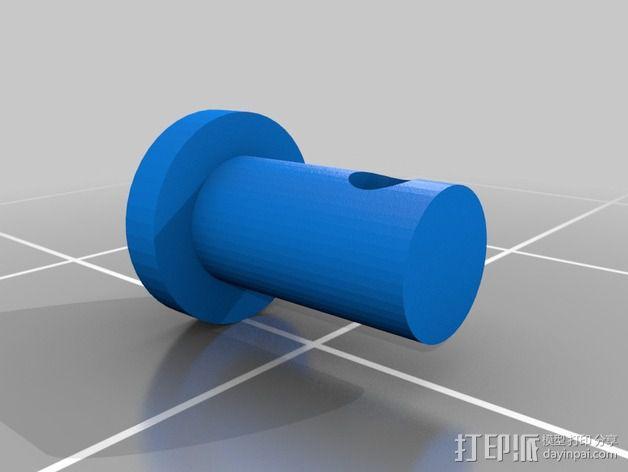 Shellmo开源机器人 3D模型  图29
