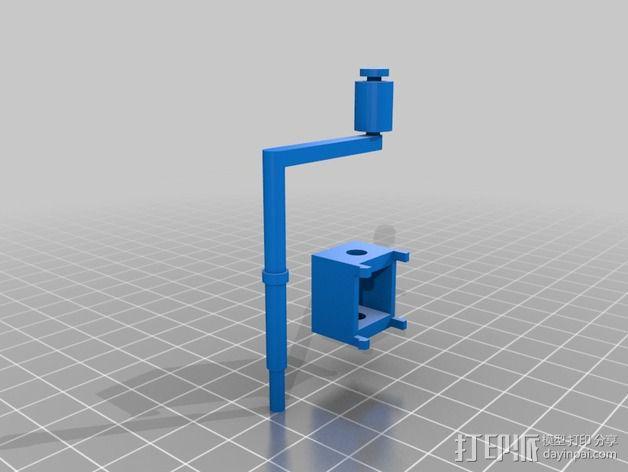 Shellmo开源机器人 3D模型  图35