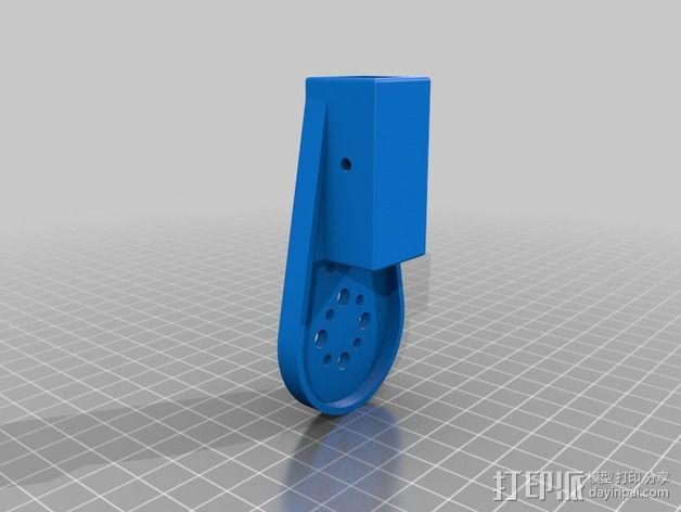 """""""蜂鸟2号""""四轴飞行器 3D模型  图10"""