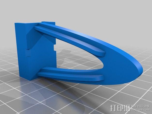"""""""蜂鸟2号""""四轴飞行器 3D模型  图11"""