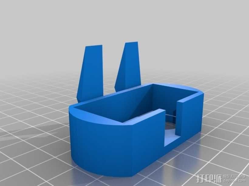 Turtlebot四足机器人 3D模型  图2