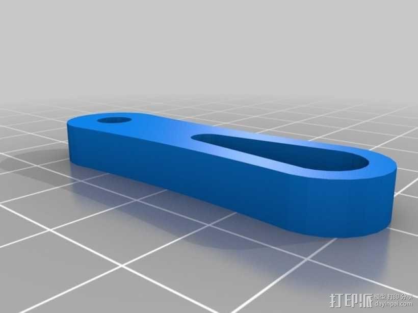 Turtlebot四足机器人 3D模型  图9