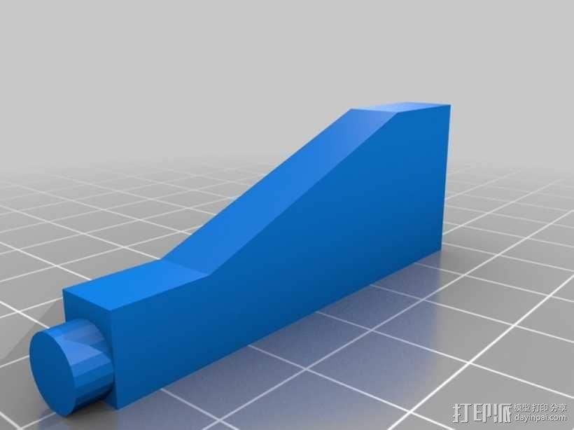 Turtlebot四足机器人 3D模型  图8