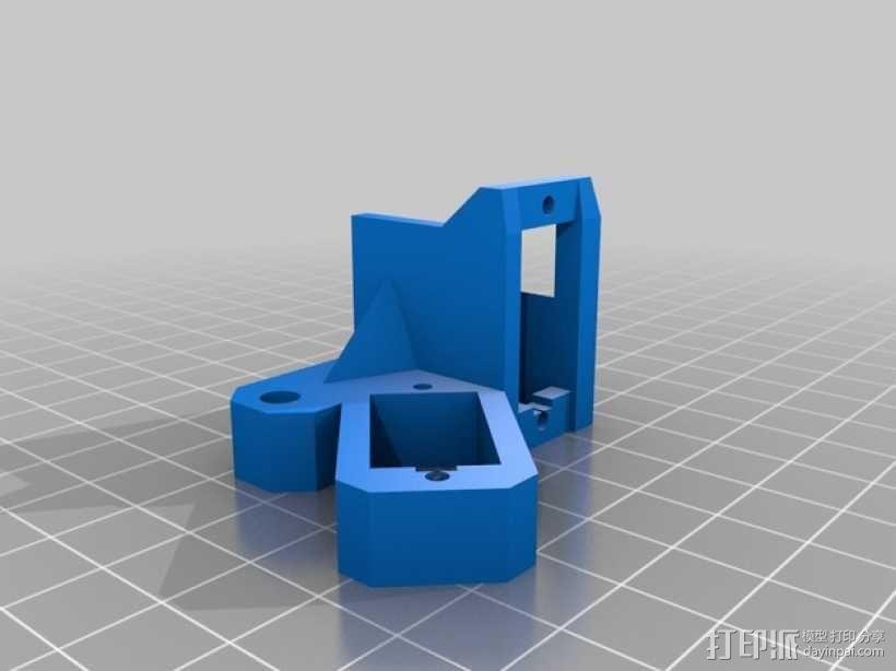 Turtlebot四足机器人 3D模型  图11