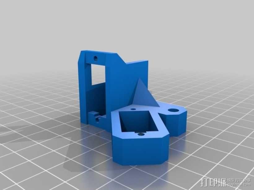 Turtlebot四足机器人 3D模型  图12