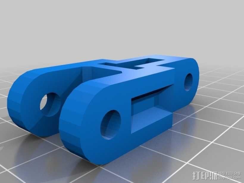 Turtlebot四足机器人 3D模型  图14