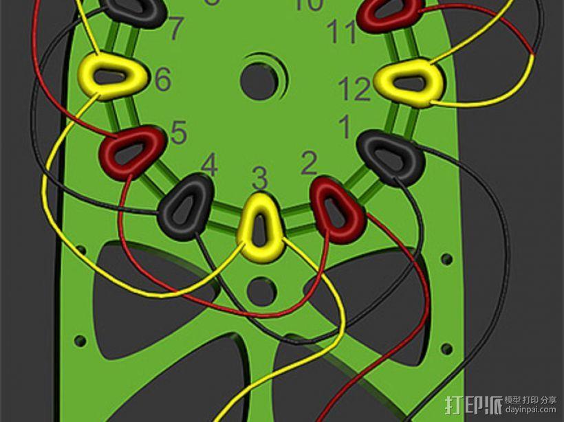 手动发电机 3D模型  图7
