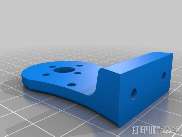 摄像机常平架 3D模型  图9