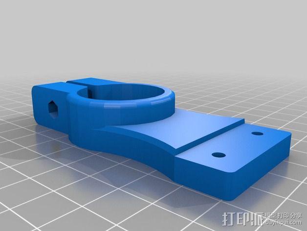 摄像机常平架 3D模型  图10