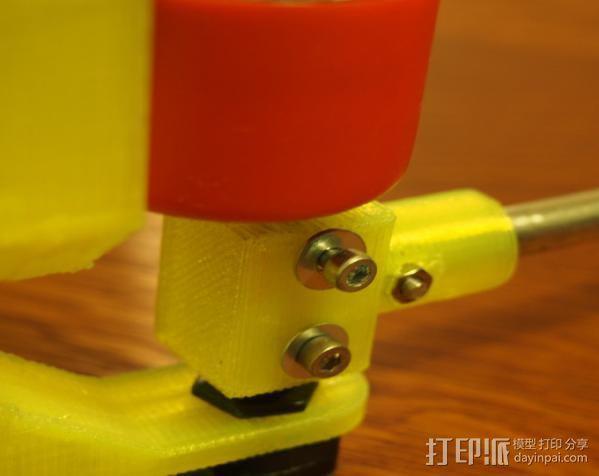 电动开窗器  3D模型  图6
