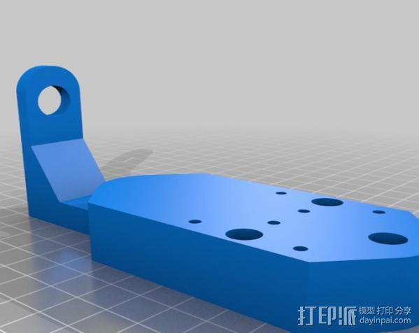 电动开窗器  3D模型  图9