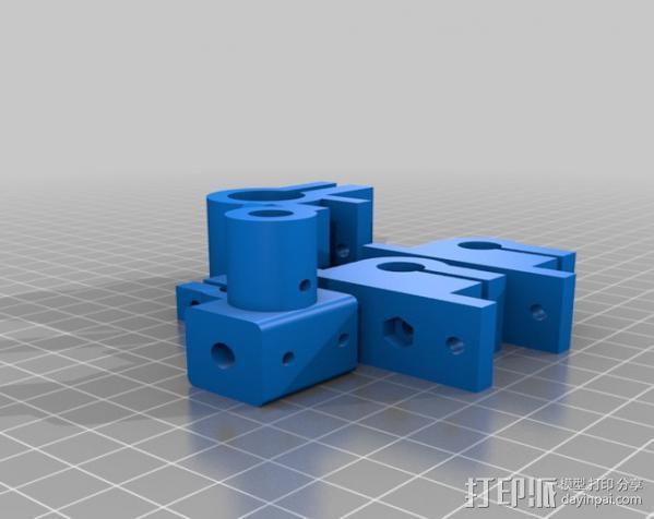 电动开窗器  3D模型  图10