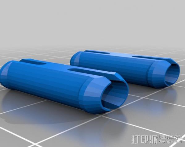 橄榄球 齿轮 3D模型  图16