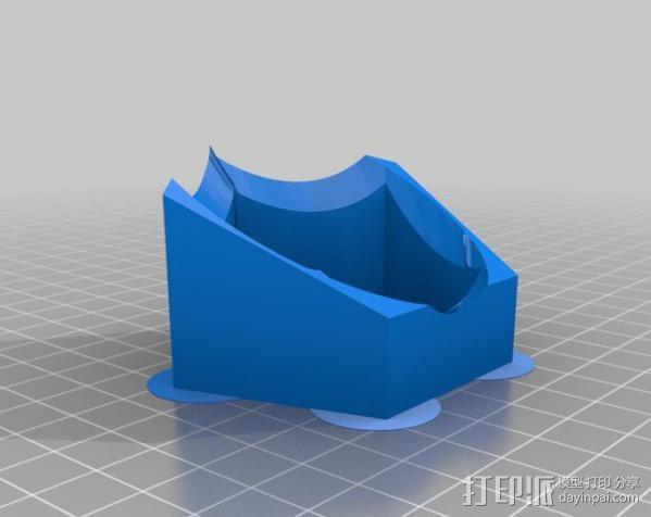 橄榄球 齿轮 3D模型  图17
