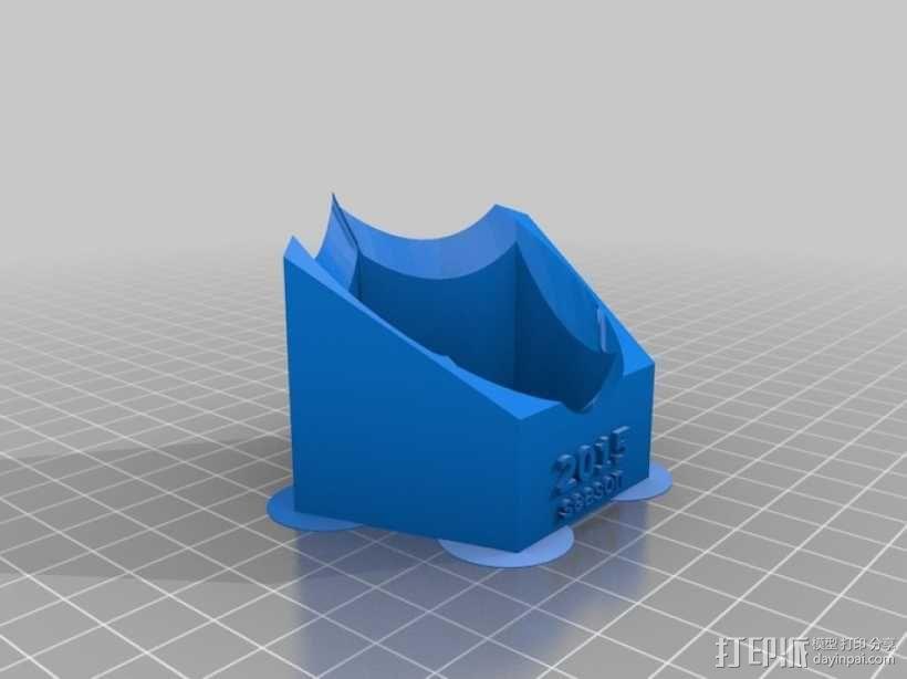 橄榄球 齿轮 3D模型  图19