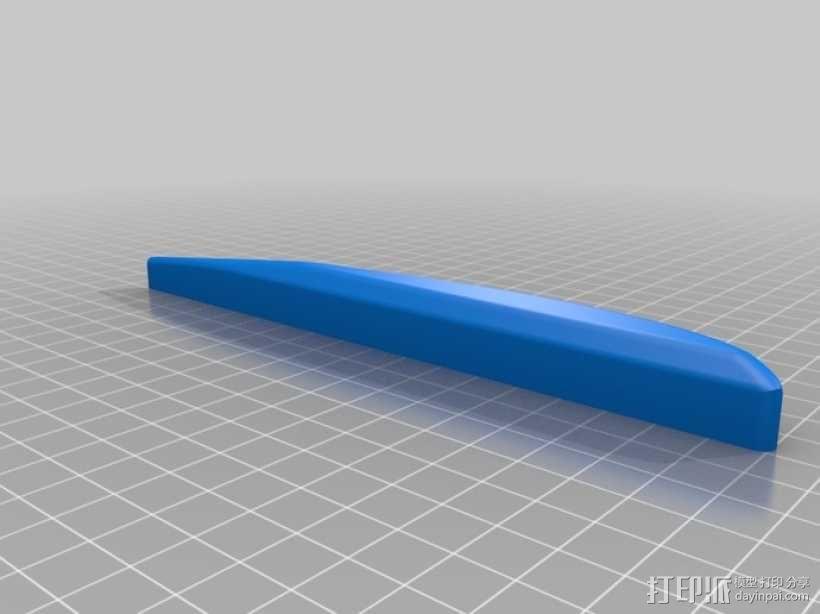 飞机 模型 3D模型  图3