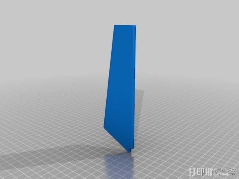 飞机 模型 3D模型  图4