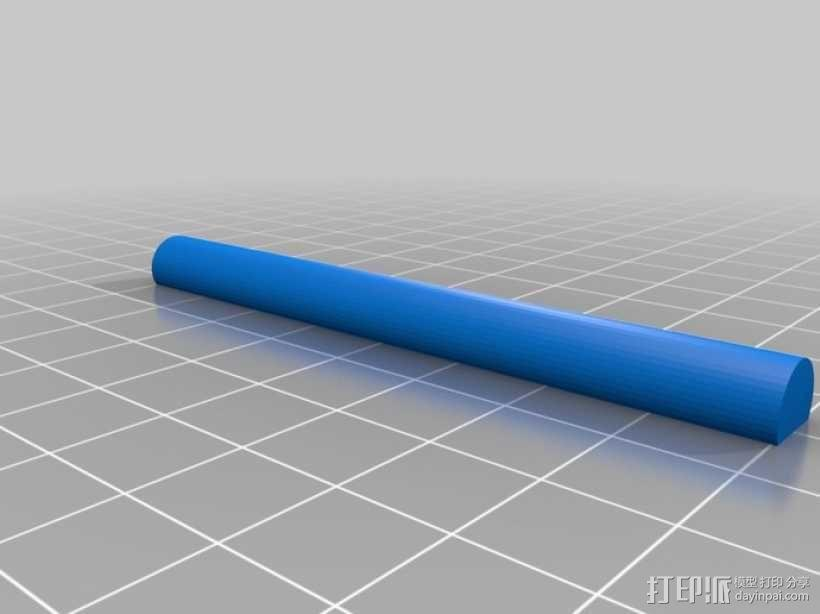 飞机 模型 3D模型  图7