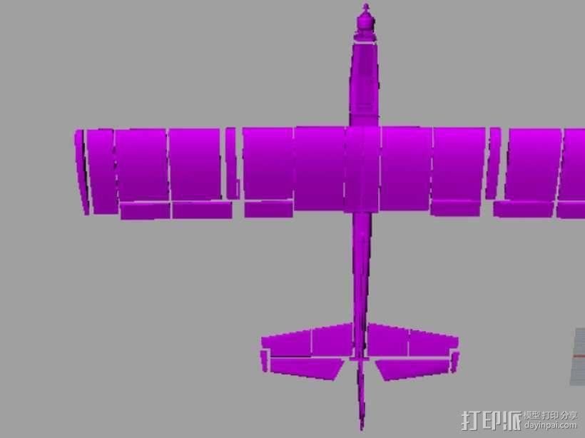 飞机 模型 3D模型  图59