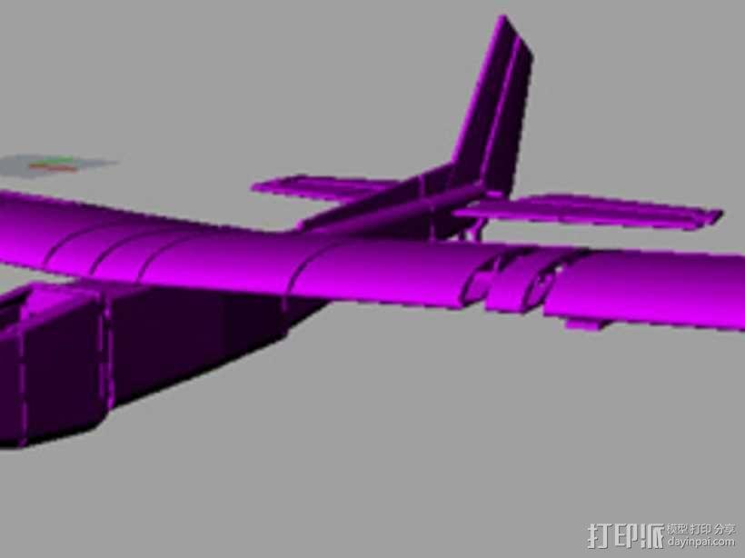 飞机 模型 3D模型  图61