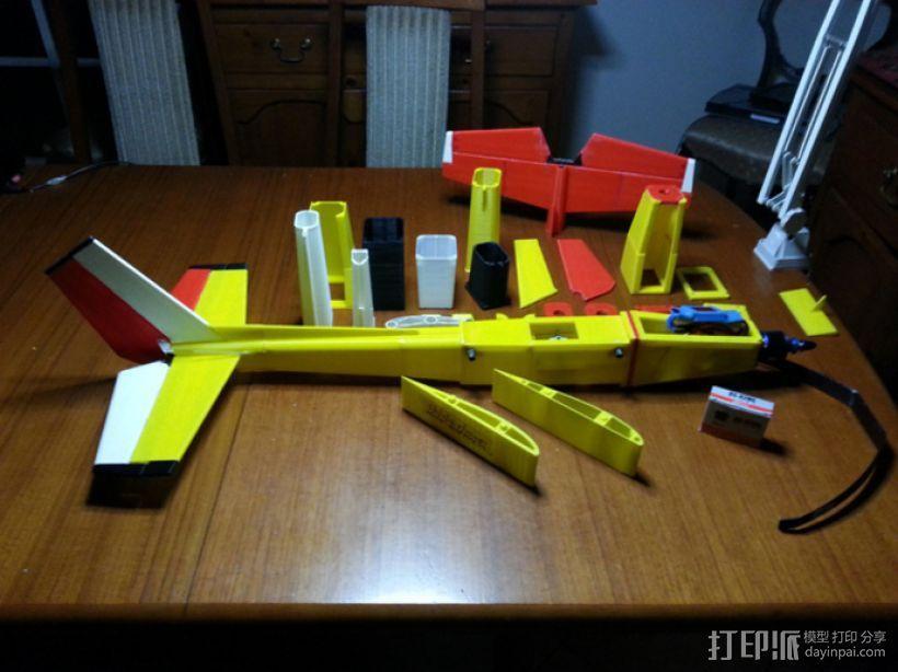 飞机 模型 3D模型  图66