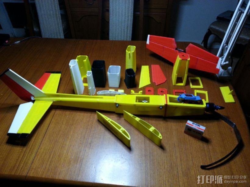 飞机 模型 3D模型  图73