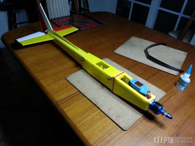 飞机 模型 3D模型  图74