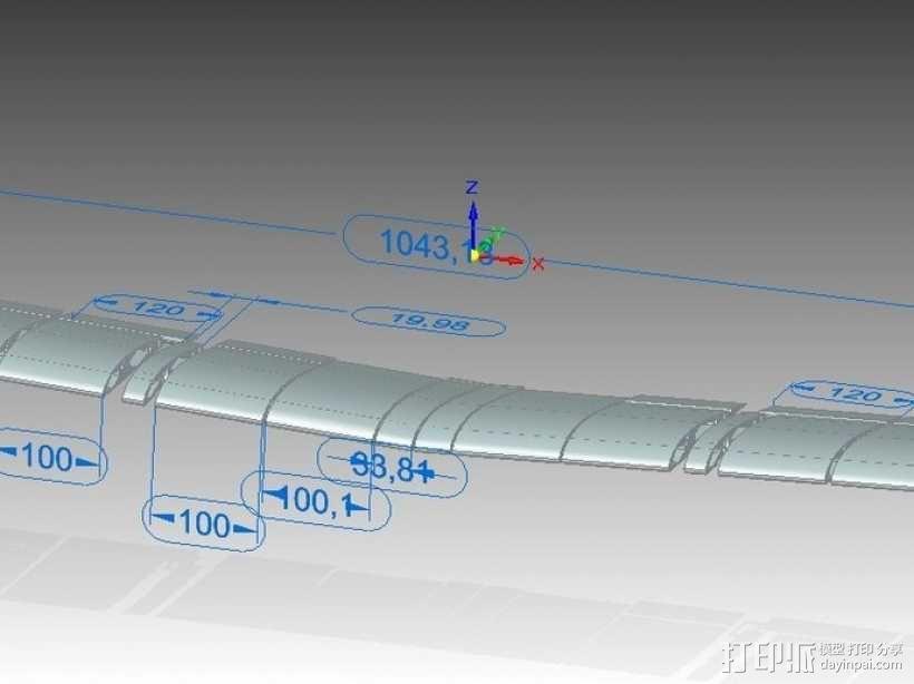 飞机 模型 3D模型  图99