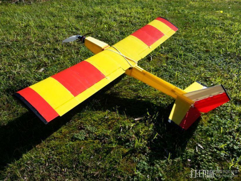 飞机 模型 3D模型  图106