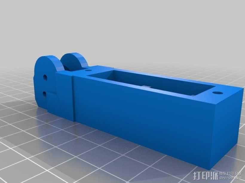InMoov机械手 3D模型  图5