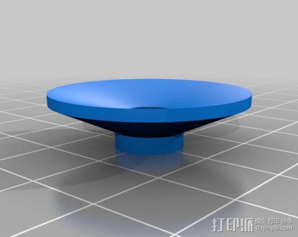 CarlTronic仿生机器人头部 3D模型  图8