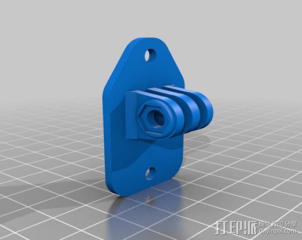 O形环 3D模型  图4