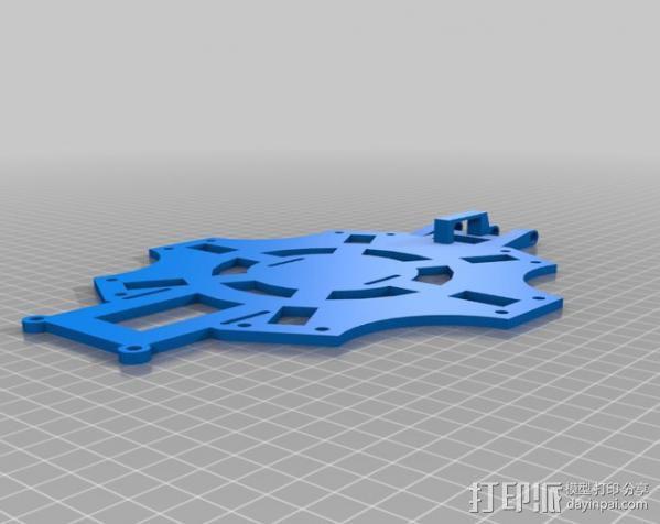 六轴飞行器 3D模型  图11
