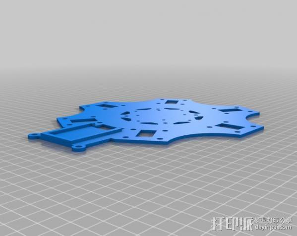 六轴飞行器 3D模型  图12