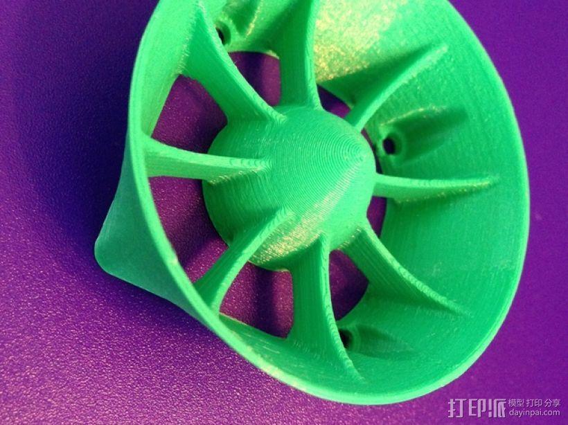 风扇罩 3D模型  图1
