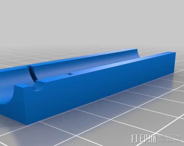激光棒 3D模型  图6