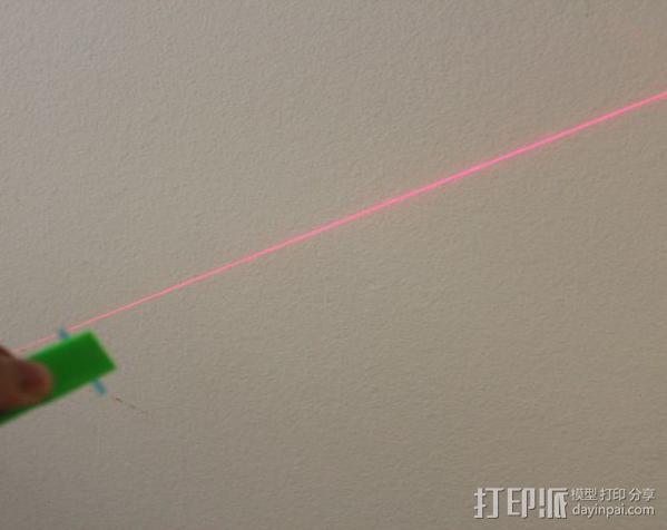 激光棒 3D模型  图8