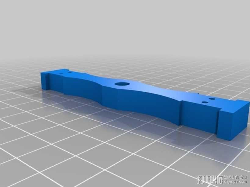 迷你四足机器人 3D模型  图3