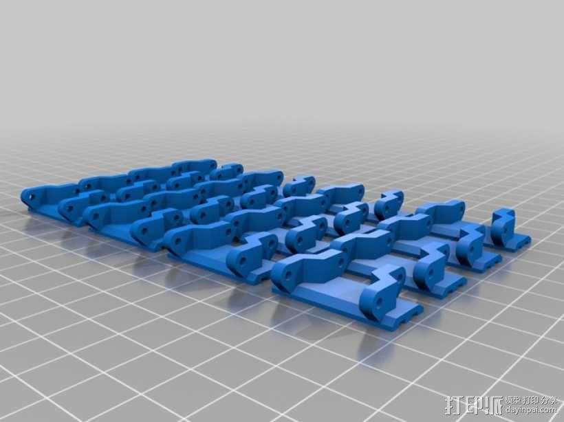 挖掘机 3D模型  图8