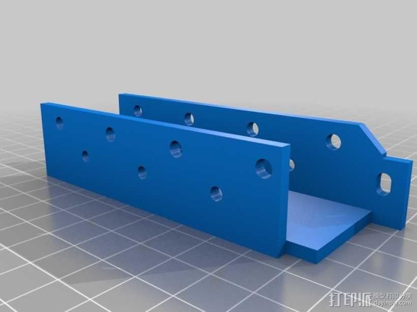 挖掘机 3D模型  图11