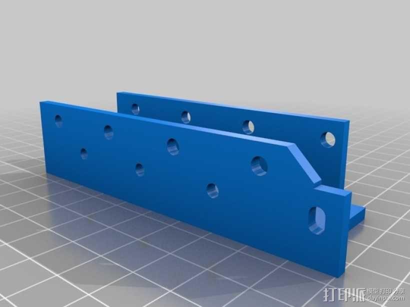 挖掘机 3D模型  图12