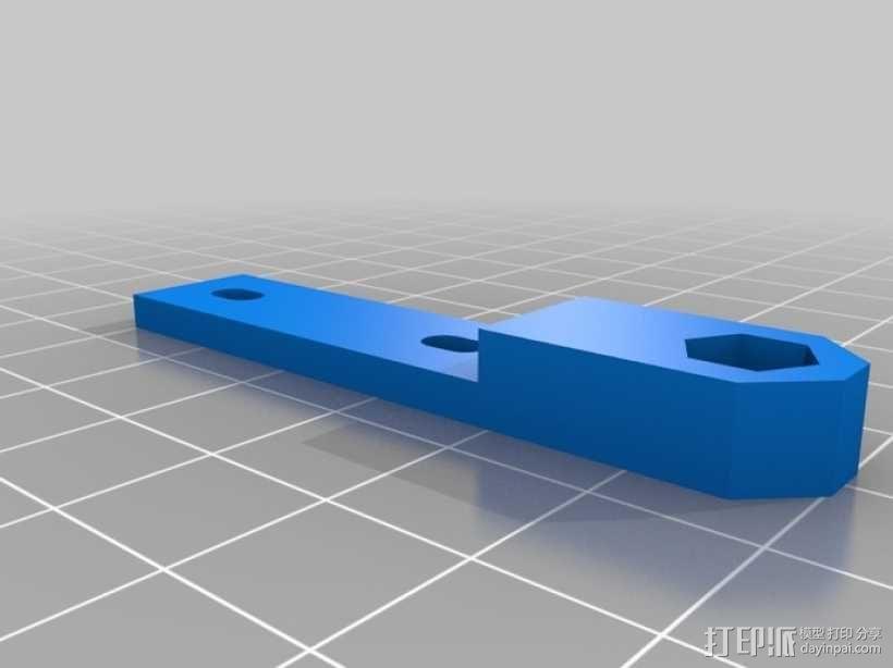 挖掘机 3D模型  图14